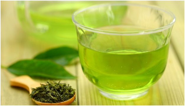 Health benefits of drinking green tea extract everyday