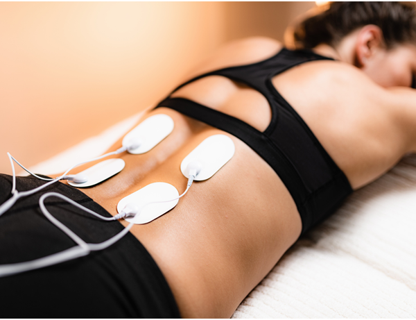 The TENs pad for amazing muscle pain relief